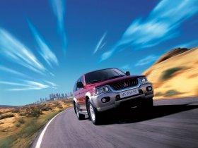 Ver foto 8 de Mitsubishi Pajero Sport 1999