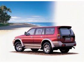Ver foto 7 de Mitsubishi Pajero Sport 1999