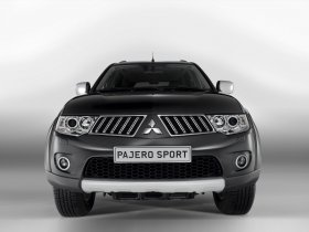 Ver foto 8 de Mitsubishi Pajero Sport 2008