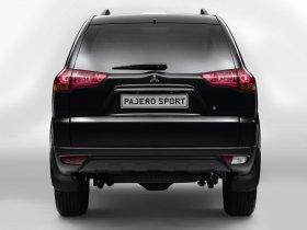 Ver foto 3 de Mitsubishi Pajero Sport 2008