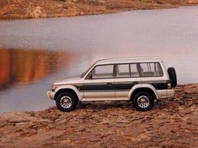 Ver foto 2 de Mitsubishi Pajero Wagon 1991