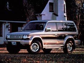 Ver foto 1 de Mitsubishi Pajero Wagon 1991