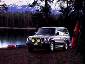 Ver foto 10 de Mitsubishi Pajero Wagon 1991