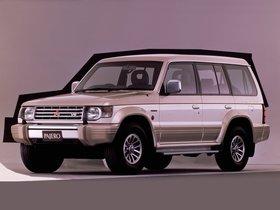 Ver foto 9 de Mitsubishi Pajero Wagon 1991