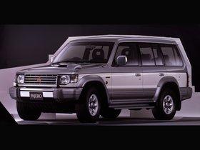 Ver foto 6 de Mitsubishi Pajero Wagon 1991