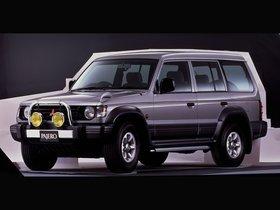 Ver foto 5 de Mitsubishi Pajero Wagon 1991