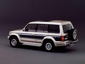 Ver foto 4 de Mitsubishi Pajero Wagon 1991