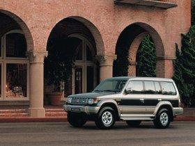 Ver foto 3 de Mitsubishi Pajero Wagon 1991