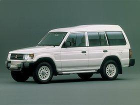 Ver foto 4 de Mitsubishi Pajero Wagon High Roof 1991