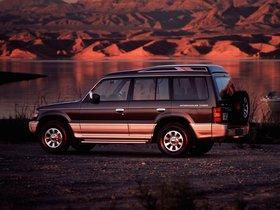 Ver foto 3 de Mitsubishi Pajero Wagon High Roof 1991