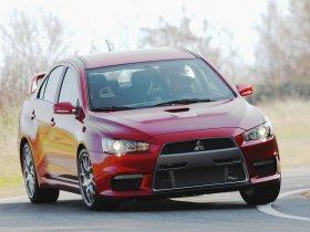 Ver foto 7 de Mitsubishi Prototype X 2007