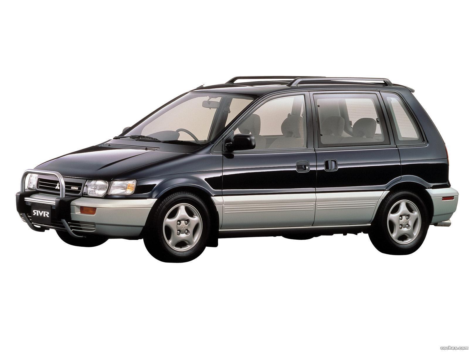 Foto 0 de Mitsubishi RVR N10W 1991