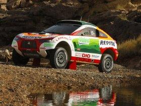Ver foto 4 de Mitsubishi Lancer Racing 2009
