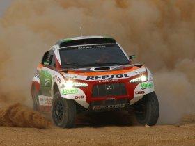 Ver foto 3 de Mitsubishi Lancer Racing 2009