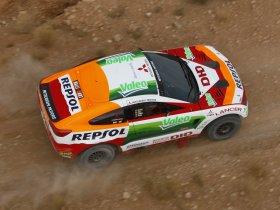 Ver foto 2 de Mitsubishi Lancer Racing 2009