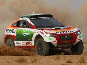 Fotos de Mitsubishi Lancer Racing 2009