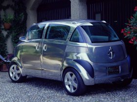 Ver foto 2 de Mitsubishi SE-RO Concept 2003