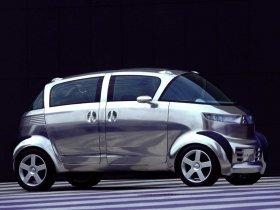 Fotos de Mitsubishi SE-RO Concept 2003
