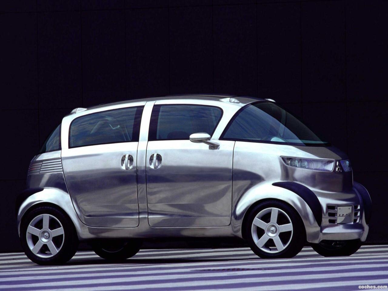 Foto 0 de Mitsubishi SE-RO Concept 2003