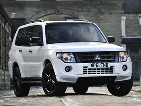 Fotos de Mitsubishi Shogun Black Edition 2012