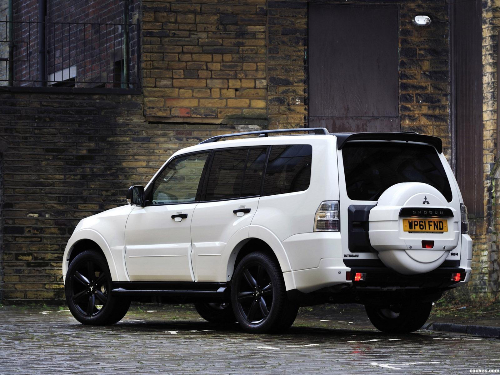 Foto 8 de Mitsubishi Shogun Black Edition 2012