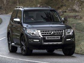 Fotos de Mitsubishi Shogun SWB Barbarian 2015