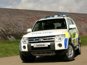 Ver foto 7 de Mitsubishi Shogun UK Police 2008