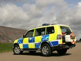 Ver foto 4 de Mitsubishi Shogun UK Police 2008