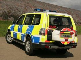 Ver foto 3 de Mitsubishi Shogun UK Police 2008