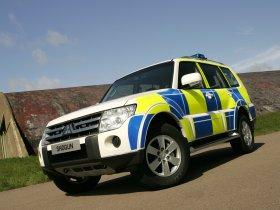 Ver foto 2 de Mitsubishi Shogun UK Police 2008