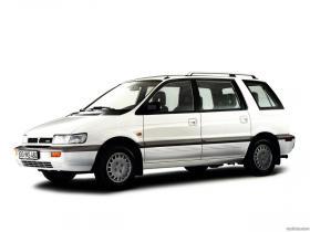 Ver foto 8 de Mitsubishi Space Wagon 1997