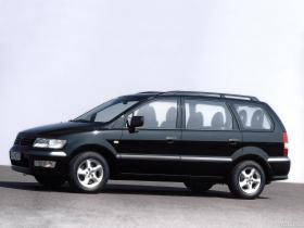 Ver foto 9 de Mitsubishi Space Wagon 1997