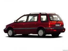 Ver foto 7 de Mitsubishi Space Wagon 1997
