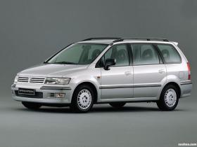 Ver foto 11 de Mitsubishi Space Wagon 1997