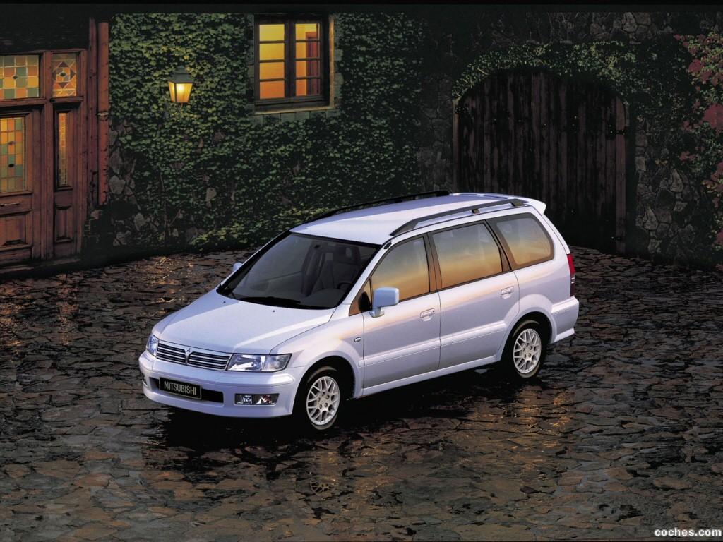 Foto 0 de Mitsubishi Space Wagon 1997