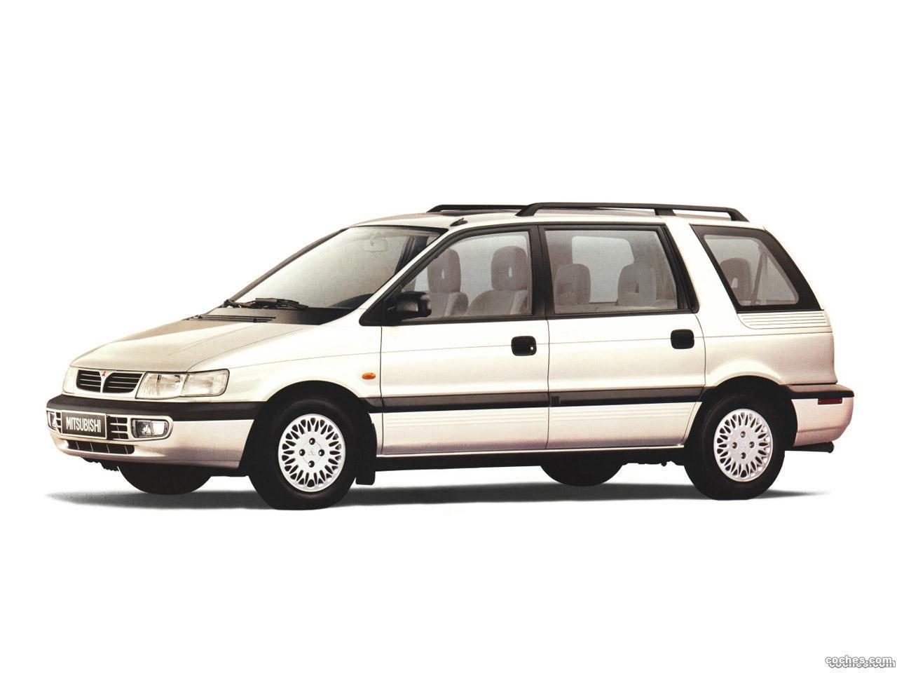 Foto 0 de Mitsubishi Space Wagon 1994