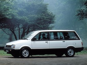 Ver foto 2 de Mitsubishi Space Wagon 1983
