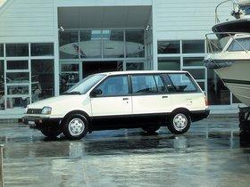 Ver foto 1 de Mitsubishi Space Wagon 1983