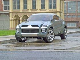 Fotos de Mitsubishi Sport-Truck Concept STC 2004