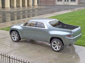 Ver foto 9 de Mitsubishi Sport-Truck Concept STC 2004