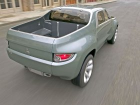 Ver foto 7 de Mitsubishi Sport-Truck Concept STC 2004