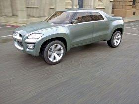 Ver foto 4 de Mitsubishi Sport-Truck Concept STC 2004