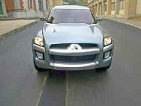 Ver foto 10 de Mitsubishi Sport-Truck Concept STC 2004