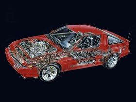 Ver foto 2 de Mitsubishi Starion ESI-R USA 1986