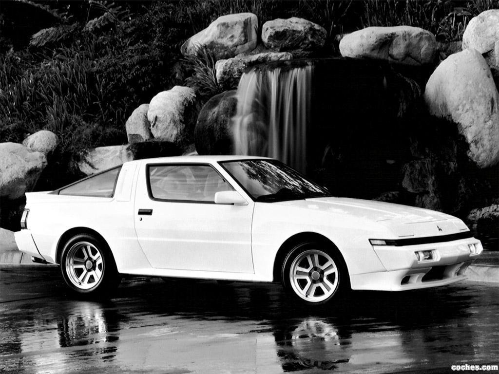 Foto 0 de Mitsubishi Starion ESI-R USA 1986