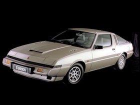 Fotos de Mitsubishi Starion Turbo EX 1982