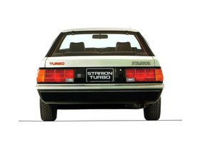 Ver foto 2 de Mitsubishi Starion Turbo GSR I 1982