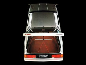 Ver foto 7 de Mitsubishi Starion Turbo GSR III 1982