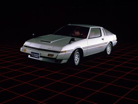 Ver foto 6 de Mitsubishi Starion Turbo GSR III 1982