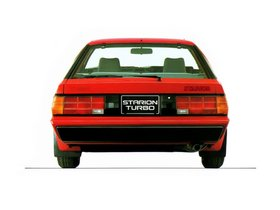 Ver foto 2 de Mitsubishi Starion Turbo GSR III 1982
